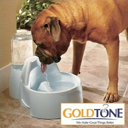 GoldTone 6-Chamber Replacement Pet Water Filters for Drinkwell Pet Fountain