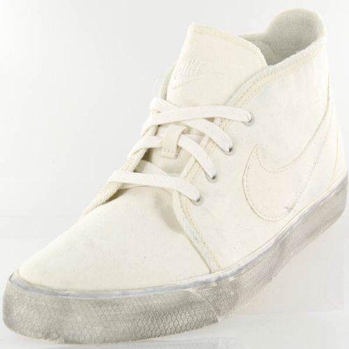 Nike Uomo Toki Toki Toki Scarpe Vintage-Bianco-NUOVO b8ff40