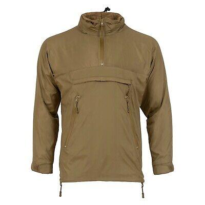 Highlander Halo Smock Windproof Showerproof Fleece Jacket Police Security Black