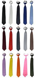 15 Farben Breite Uni Herren Regatt Krawatte Schlips Tie Mit Fixem Knoten Warm Und Winddicht Herren-accessoires