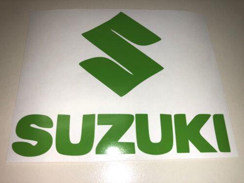 Window Toolbox Sticker #274 Suzuki Sticker