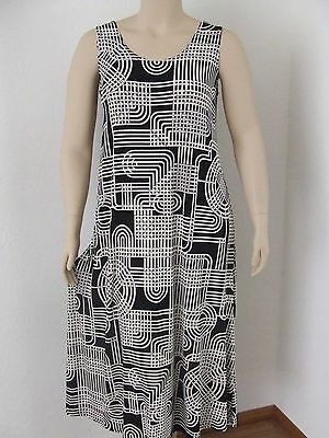 Travel Knit Dress stretchy no-iron poly//span #036 Long A-Line short sleeve,NEW