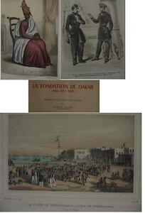 Charpy-La-Fondation-de-Dakar-1845-1857-1869-bel-etat