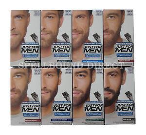 Just-For-Men-Beard-amp-Moustache-Gel-Colour-Dye-Same-Day-Despatch