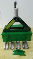 Greenlee 772 Swivel Top Conduit Segment Offset Bender Rigid Ips Imc 1 2