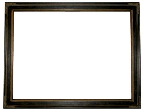 Lorrain Landscape with Embarkment of Saint Paula Wood Framed Canvas Repro 18x24