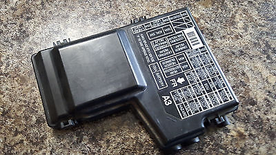 honda fuse box price 1994 1997 honda accord cover engine fuse box oem 94ha1 ebay  1994 1997 honda accord cover engine