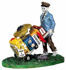 Lemax 42203 SCARY LUGGAGE Spooky Town Figurine Halloween Decor Figure I