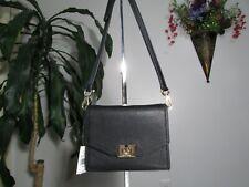 Michael Kors Callie 35f6gyac1l Black XS Crossbody Leather