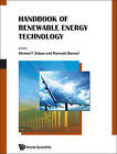 Handbook of Renewable Energy Technology by World Scientific Publishing Co Pte Ltd (Hardback, 2011)
