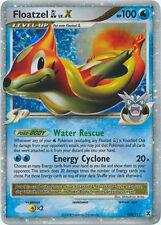 Floatzel GL LV.X Ultra Rare Holo Pokemon Card Pt2 Rising Rivals 104/111