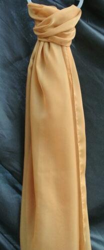 BELLE signore Plain sciarpa in Chiffon-COLORI ASSORTITI-Molto leggero