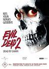 The Evil Dead 02 - Dead By Dawn (DVD, 2004)