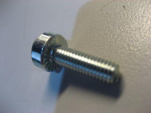 T27 Torx 5MM 16MM Bolt Spline screw IS-M5x16 for Stihl 9022 341 0980 Lot of 10