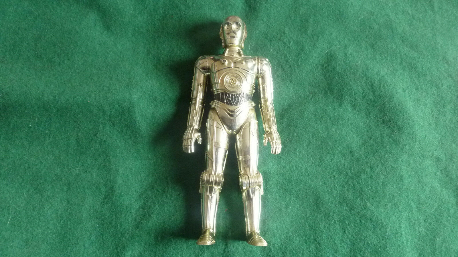 RARE Vintage 1978 Star Wars General Mills 12 in, C 3PO Large Action Figure