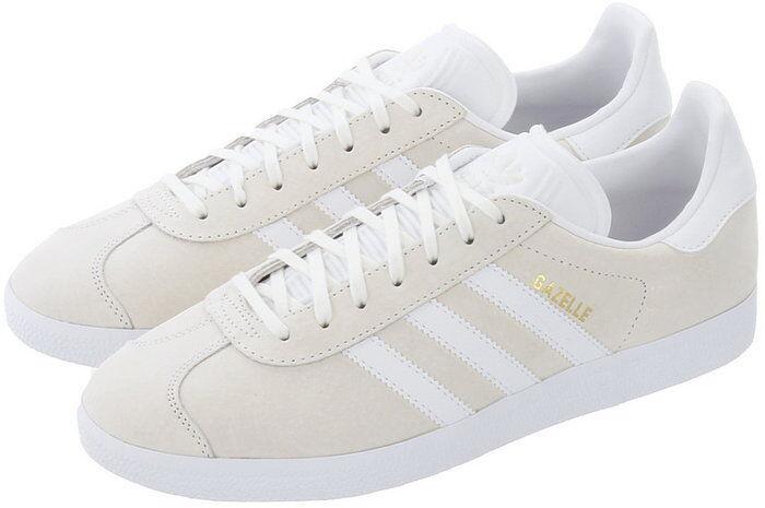 Adidas gazelle (größe 46] trainer weiß / Weiß (creme - weiße) bb5475 ersticken