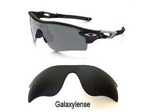 d8f18650ba Image is loading Galaxy-Replacement-Lenses-For-Oakley-Radarlock-Path-Black-