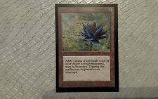Mtg Collectors edition beta black lotus. Vintage Power 9