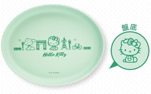 Hello Kitty x Le Creuset BIG Size Limited DISH SANRIO OFFICIAL 2018-4 versions