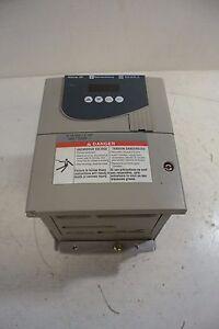 Telemecanique Altivar Ac Variable Frequency Drive Motor