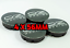 4-x-56mm-OZ-Racing-Logo-Alufelge-Nabendeckel-Satz-Schwarz-Grau-Weiss Indexbild 1