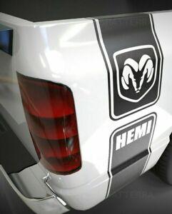 Dodge-Ram-1500-2500-3500-Truck-Bed-Box-Graphic-Stripe-Hemi-Decal-Sticker