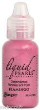 Ranger Liquid Pearls Pearlescent Paint FLAMINGO 18ml
