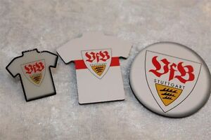 Bayer Leverkusen  3er Set Magnet Trikot Bundesliga Trikotpin,Logo Magnet