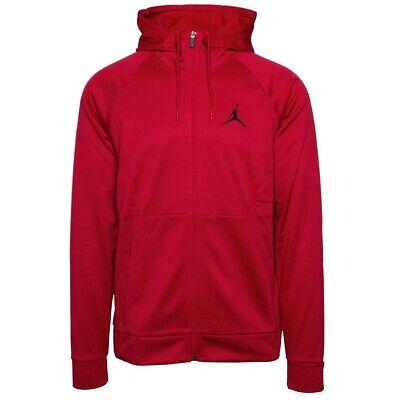 Nike Jordan 23 Alpha Therma Polaire Plein Zip Hoodie Hommes