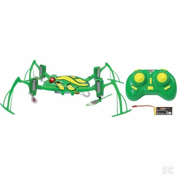 Jamara Remote Controlled Looney Frog Compass Drone
