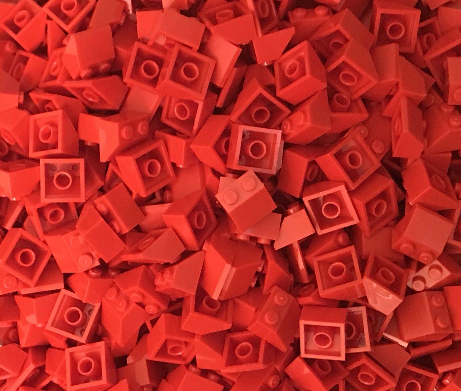 Lego 2x Wedge 4x4 capot aile hood toit marron foncé//dark brown 47753 NEUF