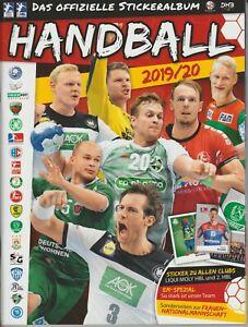 Victus-Blue-Ocean-Handball-sticker-CHAMPIONNAT-2019-2020-avec-glitzersticker