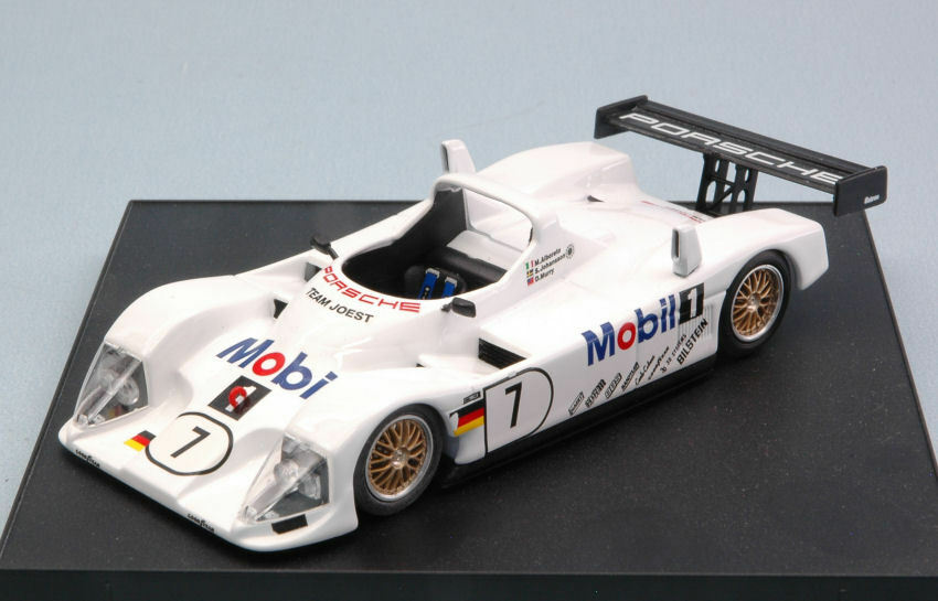 Porsche Lmp1 'TEST DAY' LM 1998 1 43 Model TROFEU