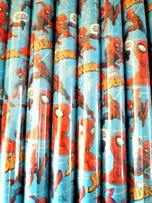 2 /& 3 Meter Roll TV//FILM CHARACTER Novelty Disney Gift wrap Wrapping Paper Craft