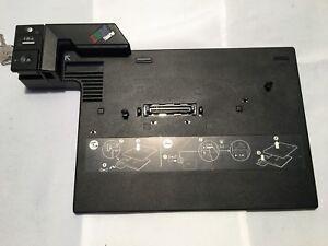 IBM Lenovo ThinkPad Docking Station 39T4590 With Keys New and Boxed