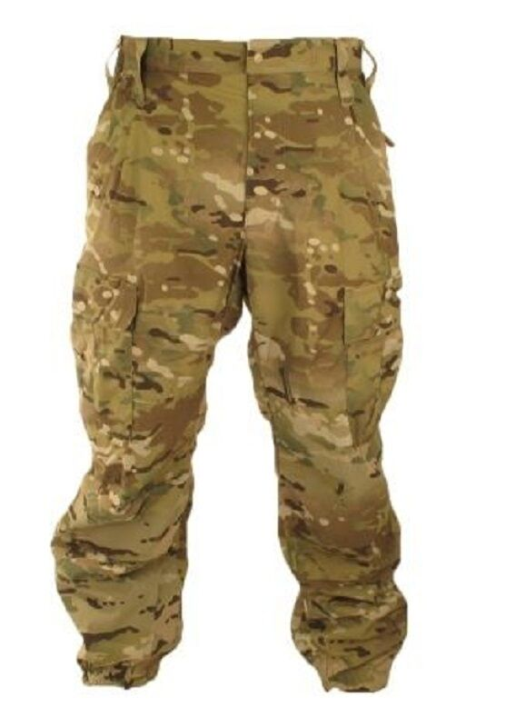 US Army Multicam OCP Gen III  Level 5 Softshell Hose pants LL   Large Long