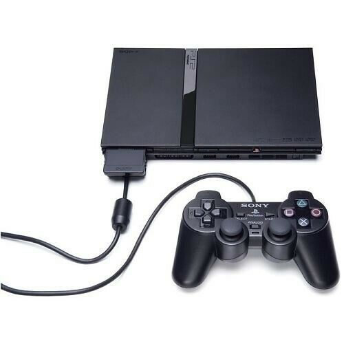 Playstation 2, Sony PlayStation 2 Slim Sort