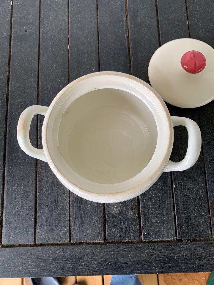 Porcelæn, Lågskål, Upsala-Ekeby