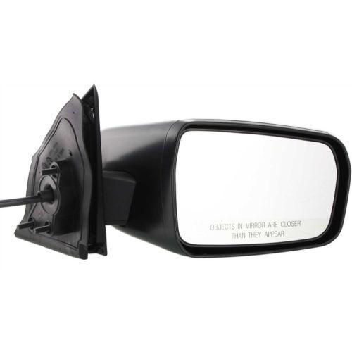 Textured Black Passenger Side Mirror For Galant 04-08
