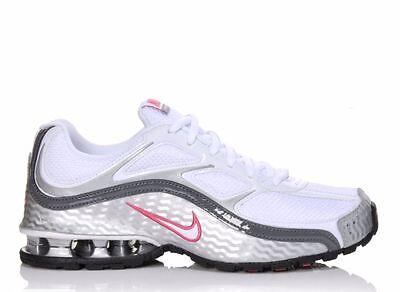 NIB NEW Women's Nike Reax Run 5 Training Shoes WntPnkSilv Torch Sequent | eBay