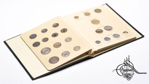 Morocco 1921-1956 Coin Album 1924 1928 1933 1945 1946 1947 1951 1952 1953 1956