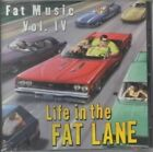 Various Artists Fat Music Vol. IV Life in The Fat Lane CD 1999