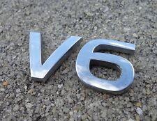 OEM Factory Stock Hyundai Santa Fe V6 emblem letters badge decal logo symbol
