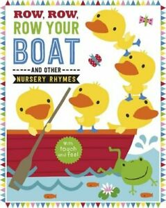 Good-Touch-amp-Feel-Nursery-Rhymes-Row-Row-Row-Paperback-Make-Believe-Ideas-17
