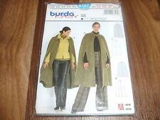 BURDA-EASY Schnittmuster 8757                   2x  CAPE                 34-52