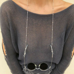 Eye-Glasses-Eyewear-Chain-Sunglasses-Spectacles-Holder-Cord-Lanyard-Necklace