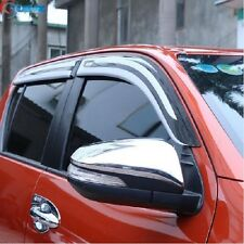 Toyota Hilux Revo Fortuner Side Mirror Cover Trim Accessories Exterior Glass New