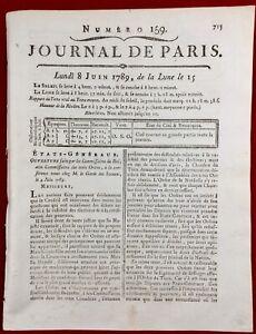Rare-Etats-Generaux-Juin-1789-Louis-16-Versailles-Rodez-Revolution-Francaise