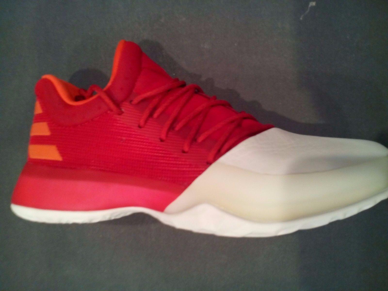 Adidas Adidas Adidas impulso james harden vol. 1 scarpe da basket bianco, rosso (by3483) | Il colore è molto evidente  | Gentiluomo/Signora Scarpa  54a07e