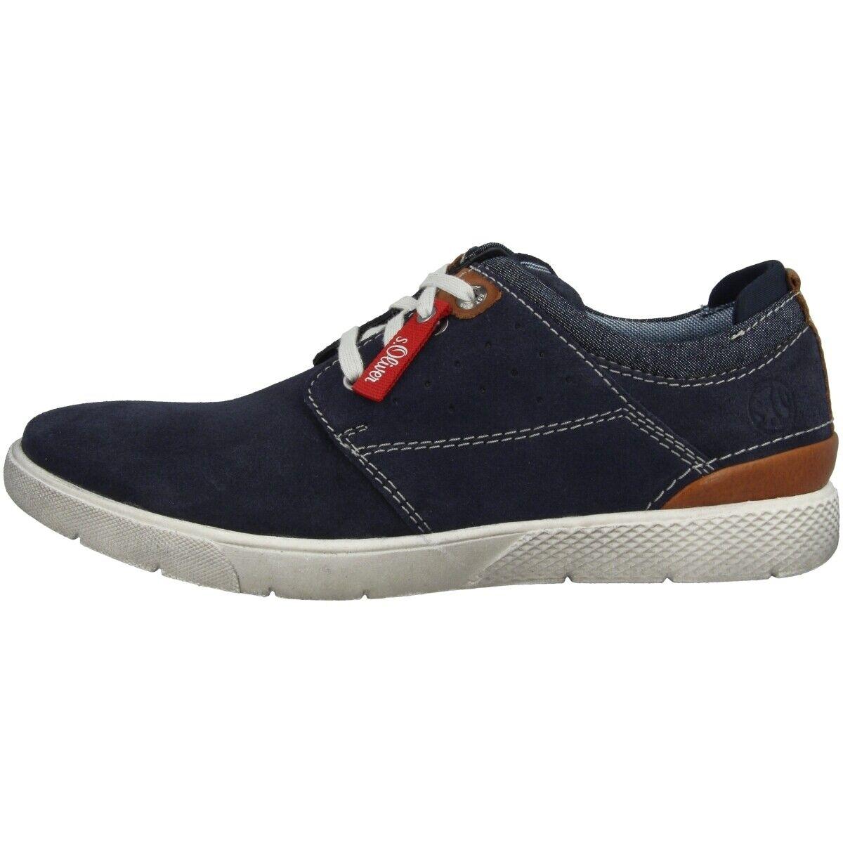S.Oliver 5 13601 22 Zapatos Men Mocasines de Hombre Deportiva con Cordones 5